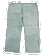Chrome-Leather-Welding-Trouser