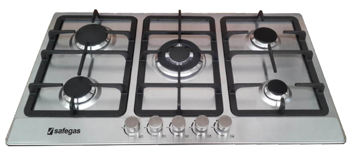 HOB950S2-5-Burner-Stainless-Steel-Hob-Clear